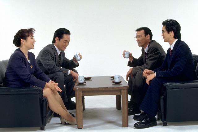 ビジネス・仕事で役立つ会話の秘訣